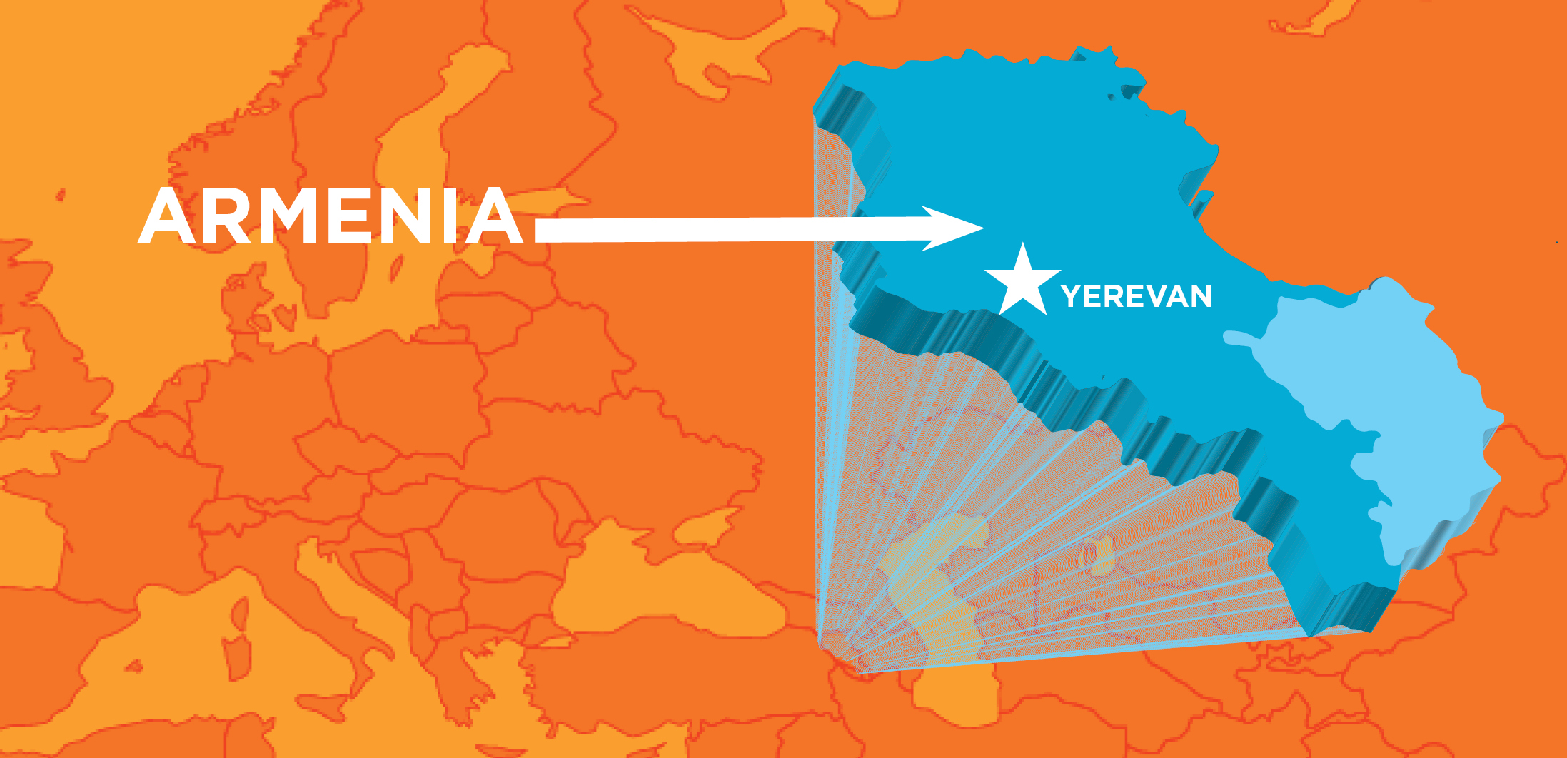 AVC Armenia Map