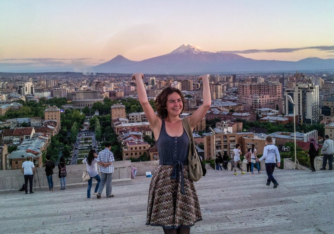 yerevan travel armenia volunteering