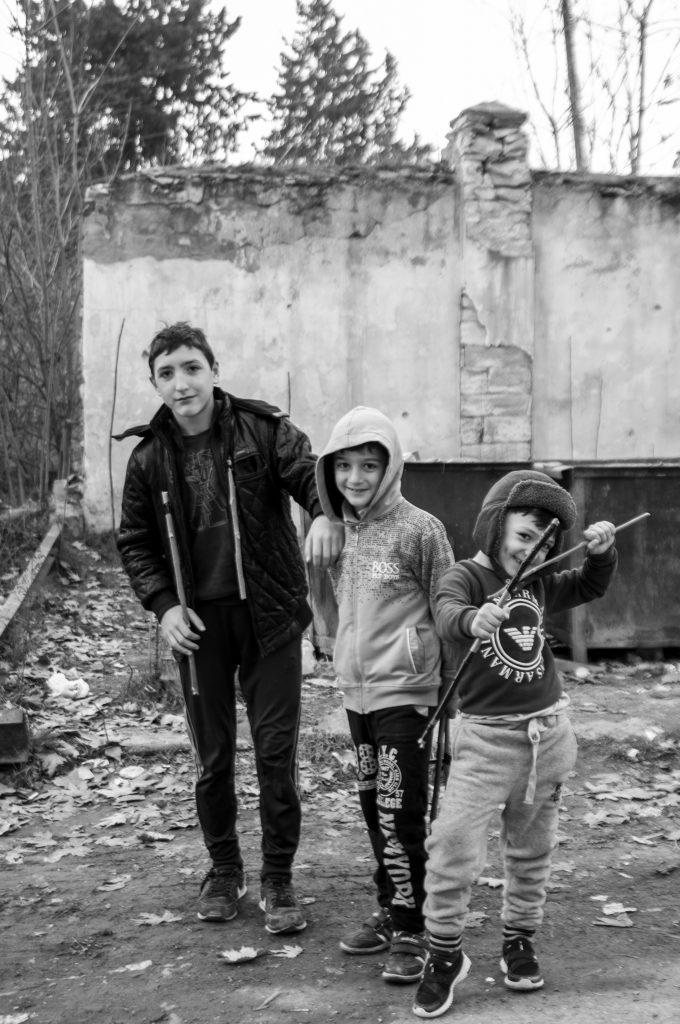 kids in Artsakh by pcg for avc