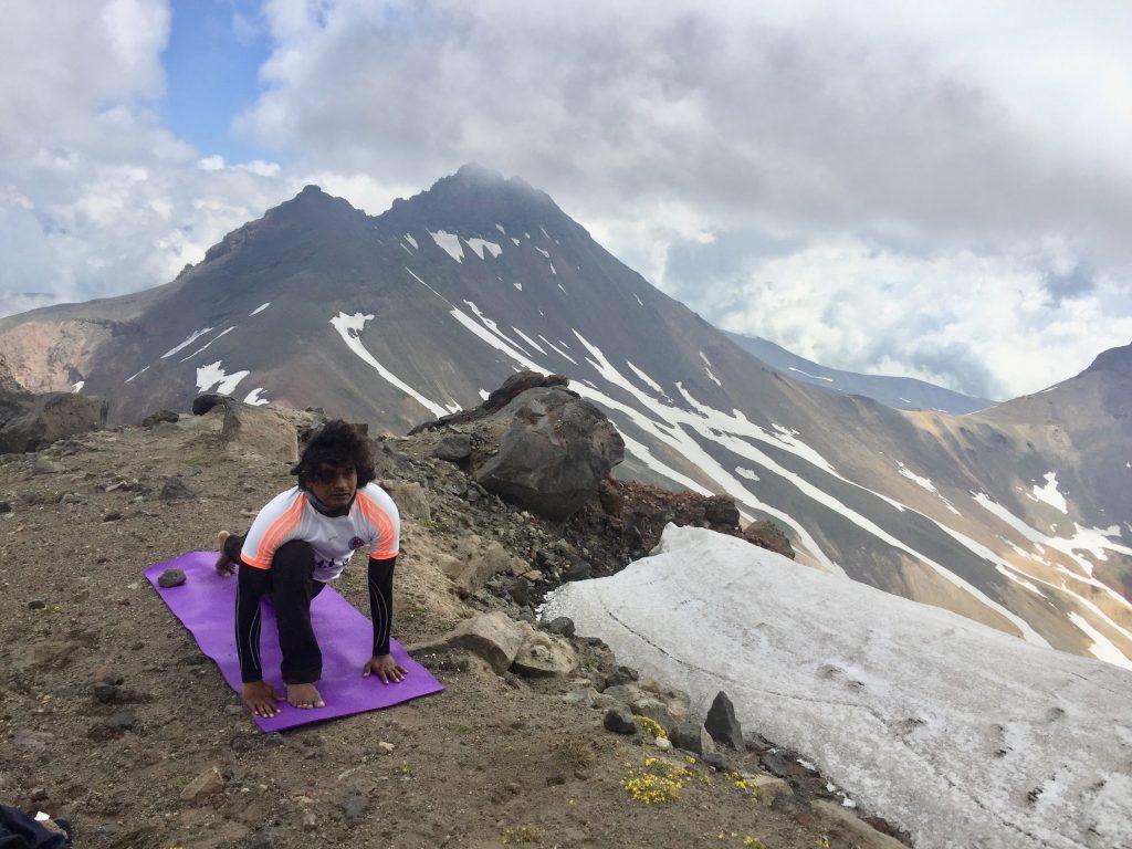 Yoga in Armenia
