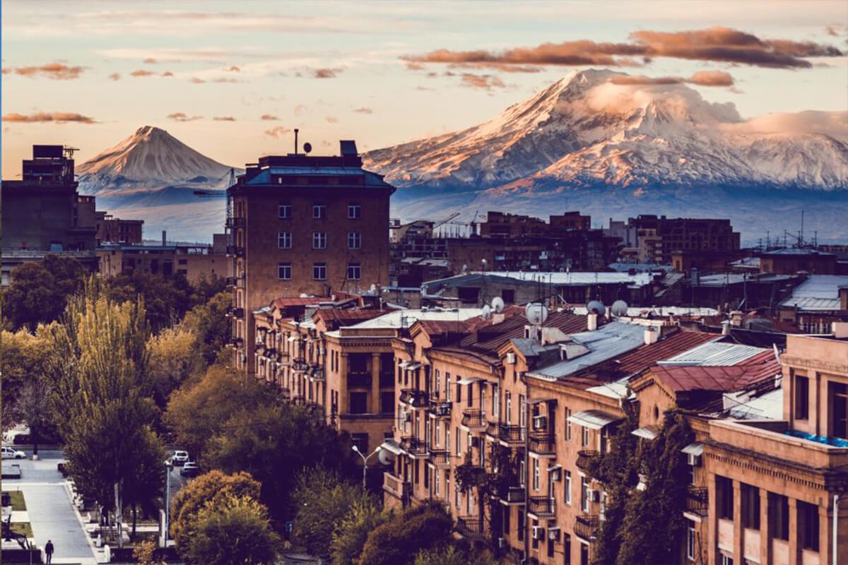 yerevan, armenia travel volunteering