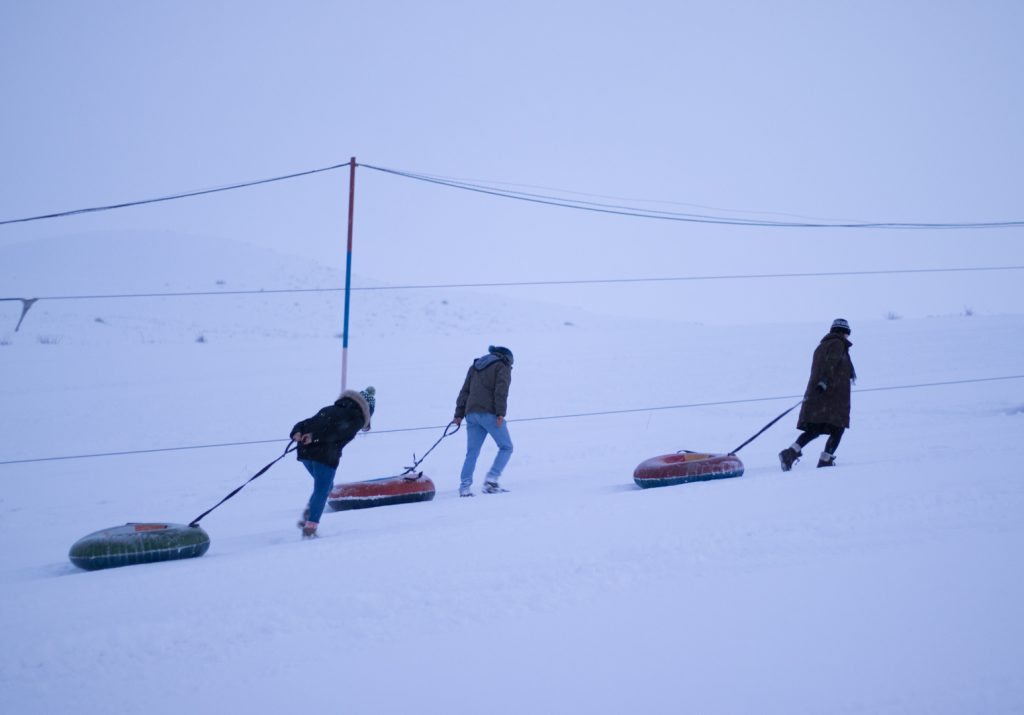 Winter in Armenia with AVC
