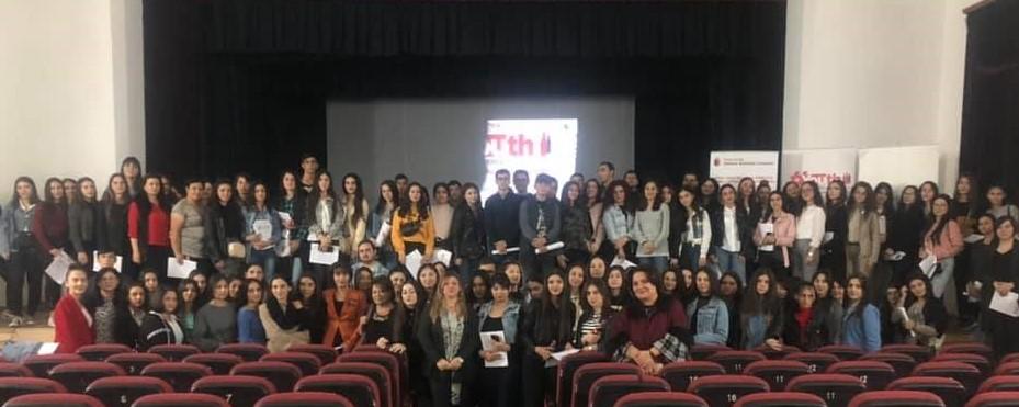 volunteering internship armenia avc